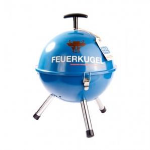 BBQ Grill Feuerkugel