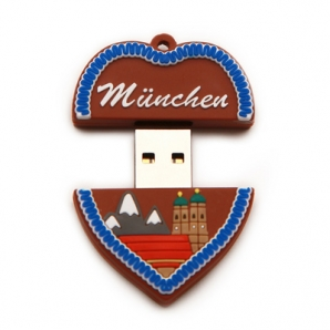 USB Stick GaudiHerz München