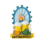 Oktoberfest Riesenrad Magnet