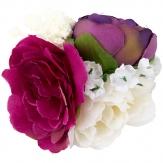 Blumen-Anstecker Cynthia
