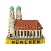 Frauenkirche München Magnet