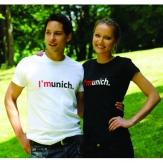 I m Munich - Shirt Herrenshirt