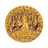 Marstall Jahrespin 2014 edel